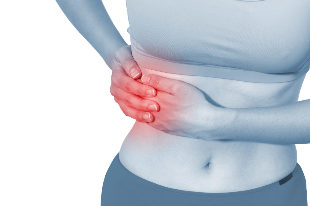 back pain under ribs causes